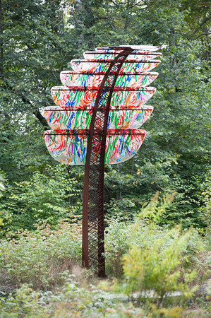 Haliburtun Sculpture Forest