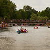 Canada Day Raft Race in Minden