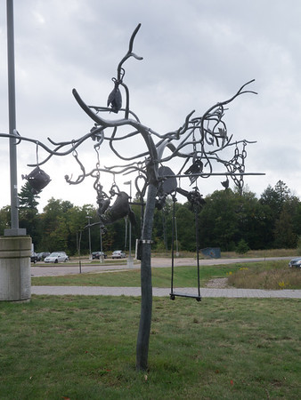 Haliburtun Sculpture Forest