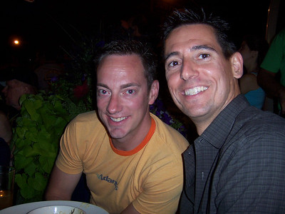 Mark and Mike