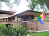 Another Frank Lloyd Wright home