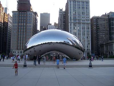 Welcom to Chicago!