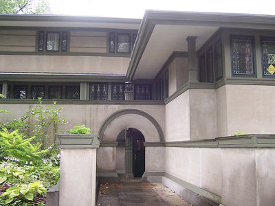 More Frank Lloyd Wright homes