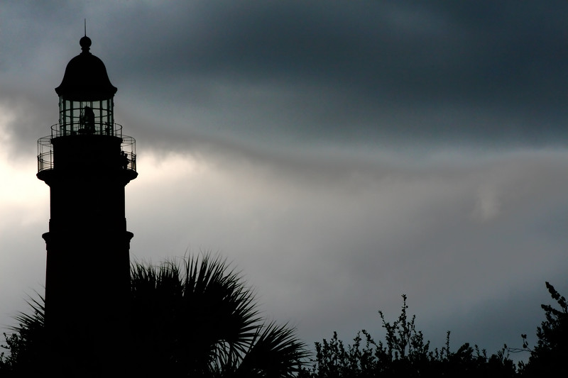 Ponce Inlet Lighthouse backlight  http://www.ponceinlet.org/