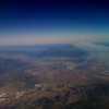 Tahoe, Reno, and the California smoke invading Nevada.