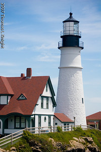 Portland Lighthouse 2005