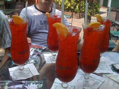 Lunchtime Hurricanes!