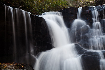 Falls on Cedar Rock Creek