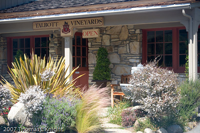 Talbott Winery, Carmel Valley, CA