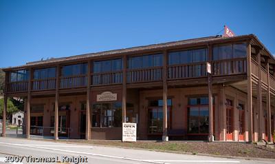 The Davenport Roadhouse