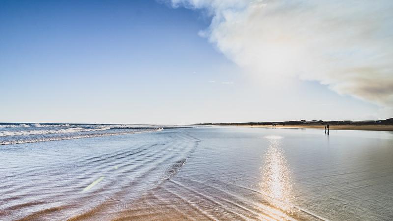 Birubi Beach, Anna Bay, Port Stephens, Hunter, NSW, Australia