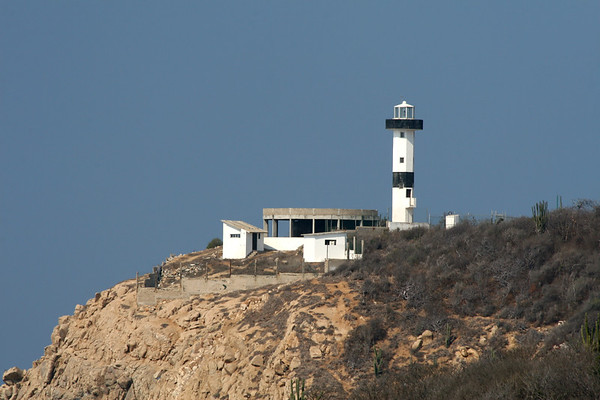 Lighthouse at Huatulco, Mexico
