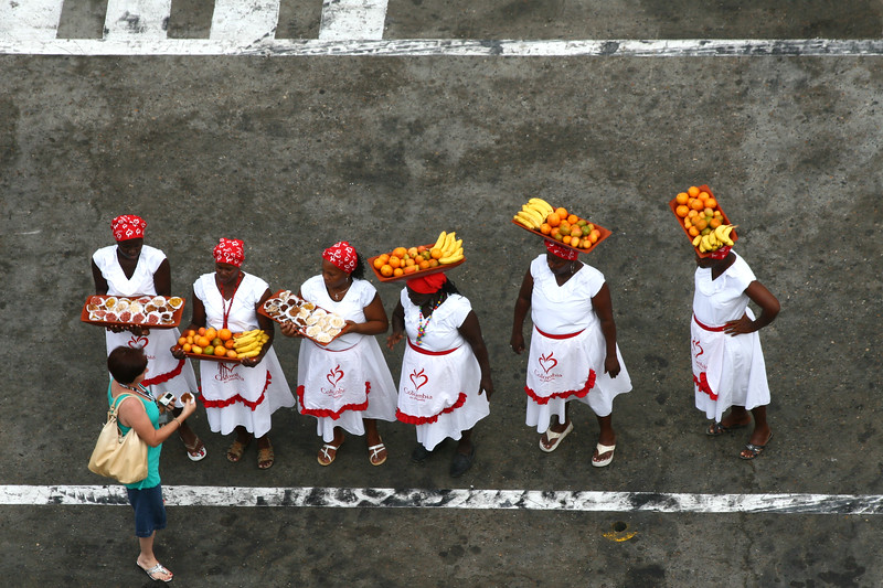Welcome to Cartagena, Colombia