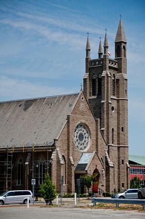 St. Peter's Episcopal Church in Niagara Falls