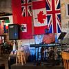 Warm Colours ... A Bar in Bermuda