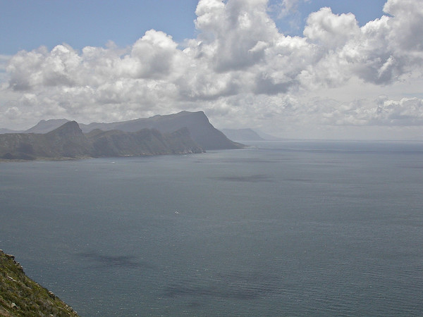 Cape Maclean on Cape of Good Hope Peninsula