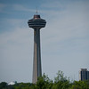 Skylon Tower from Goat Island