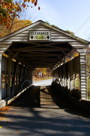 Covered Bridge at Valley Forge