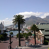 View of Cape Town Harbour