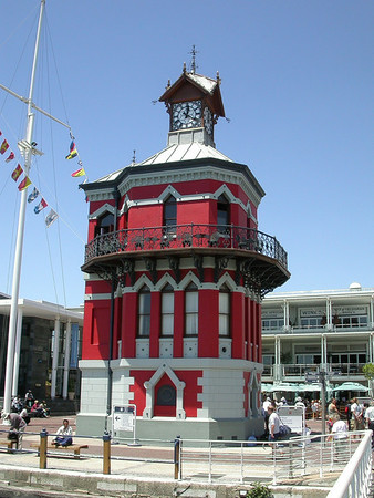 Cape Town Clock Tower