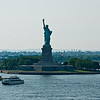 Liberty Island & Stateau of Liberty
