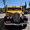 1936 White Motor Company Model 706 fourteen-passenger National Park Bus,
