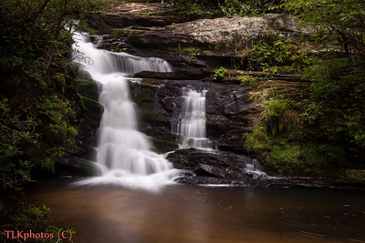 Pigpen Falls, Oconee County, South Carolina