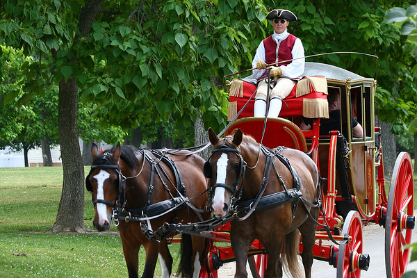 Carriage Ride, Colonial Williamsburg, Va  http://www.history.org/