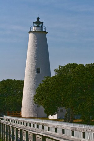 Ocracoke  Lighthouse, Cape Hatteras National Seashore, NC  http://www.nps.gov/caha/index.htm