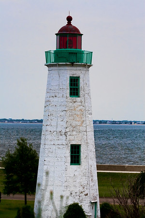 Old Point Comfort Lighthouse, Fort Monroe VA