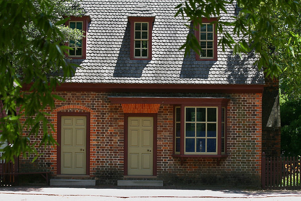 Mary Smith House, Colonial Williamsburg, Va http://www.history.org/