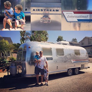Ready for summer! #1978Airstream #Yosemite #encinitas via Instagram http://ift.tt/1SxeKAI