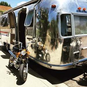 It's all coming together.... #1978Airstream #CT70 #SGTFUN via Instagram http://ift.tt/1Lqqd0W