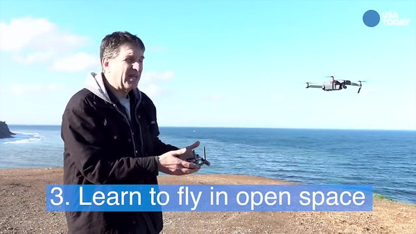 What you need to know about flying drones