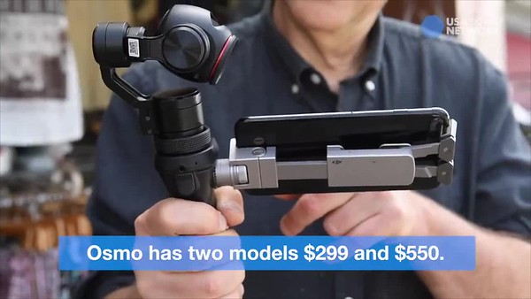 Smartphone steadicam showdown
