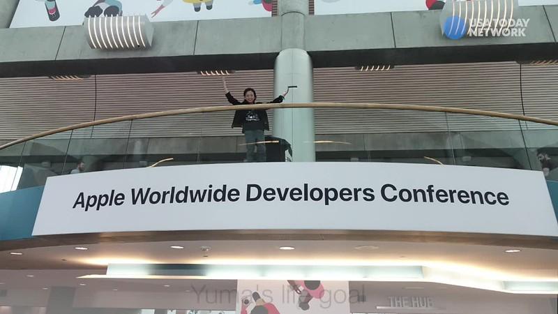 Meet Apple's youngest app developer