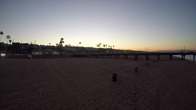 Manhattan Beach morning