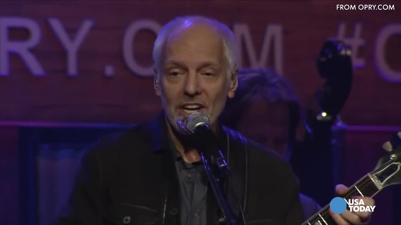 Peter Frampton bugged