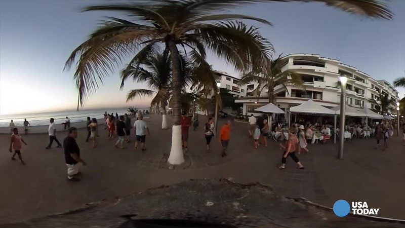 Video tour of Puerto Vallarta