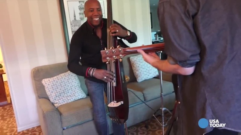 Jammin' with Nathan East @NAMM