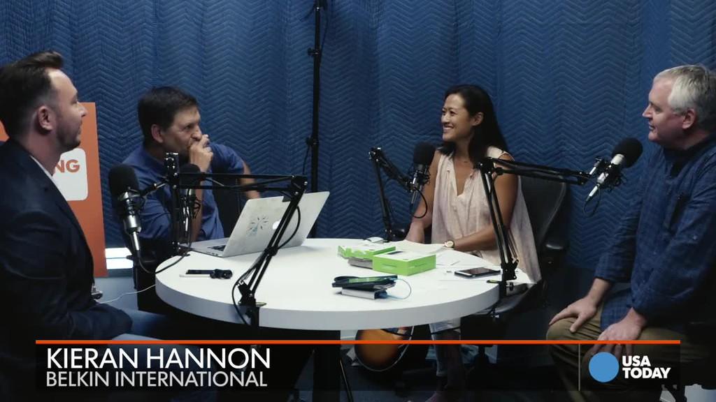 Jen Warren and Keiran Hannon turn the tables on Jeff