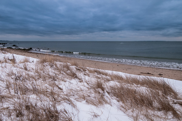 Winter at the Beach