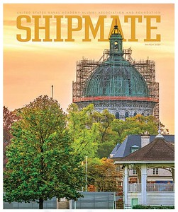 Shipmate March 2020 Cover