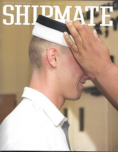 July/Aug 2019 Cover of Shipmate