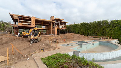 The infinity pool will be enlarged.