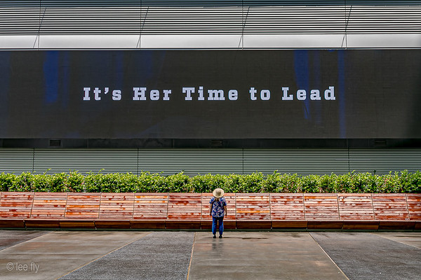 It's Her Time to Lead