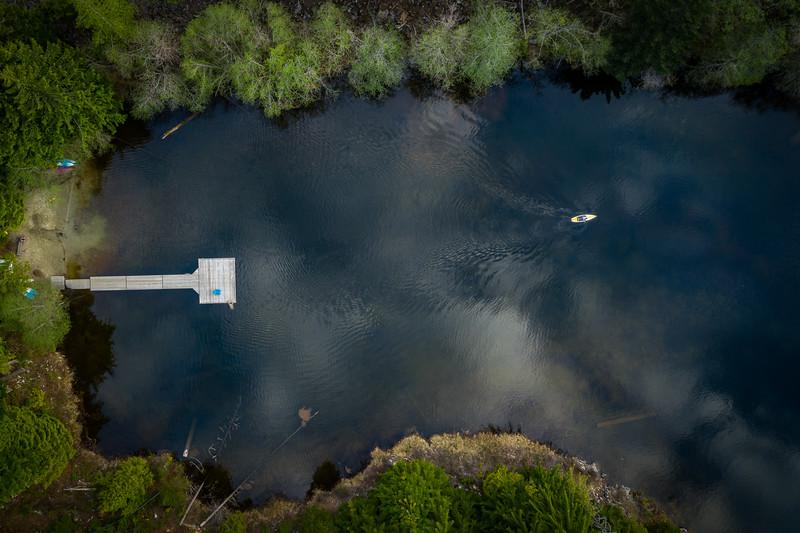 Kilee Leblanc - Alpha Lake, Whistler B.C.