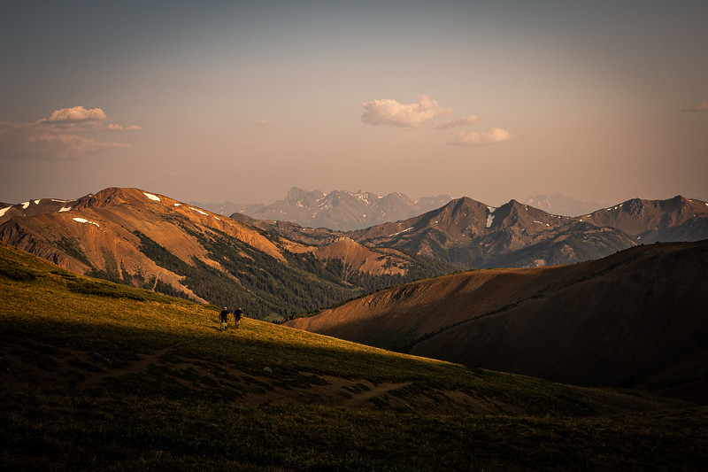 Will Cadham and Mark Taylor - South Chilcotins, B.C.