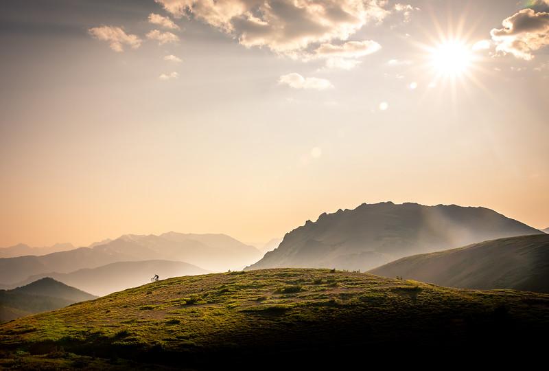 David Kenworthy - Chilcotin Mountains, British Columbia