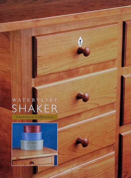 New Shaker Furniture Catalog